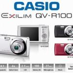 Nueva compacta sencillita Casio QV-R100