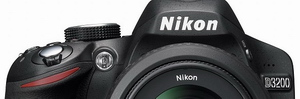 APS-C 2: Nikon D3200 De nivel de entrada, pero por la puerta grande: sensor APS-C de 24 Mpixels, y muy asequible..