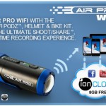 Air Pro HD: tus aventuras en video y con wi-fi