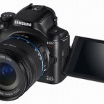 La Samsung NX20: la mas guapa de las tres