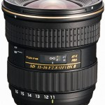 Tokina ATX-PRO 11-16 mm F2,8 (IF) DX II