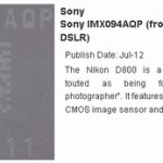"El ""affaire"" del sensor de las Nikon D800's: ""X-File Top Secret"""