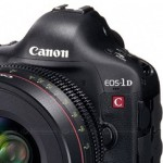 La DSLR de video, video, de Canon