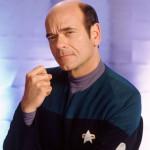 El holograma e emergencia médica de StarTrek Voyager