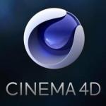 Logo del programita Cinema 4D